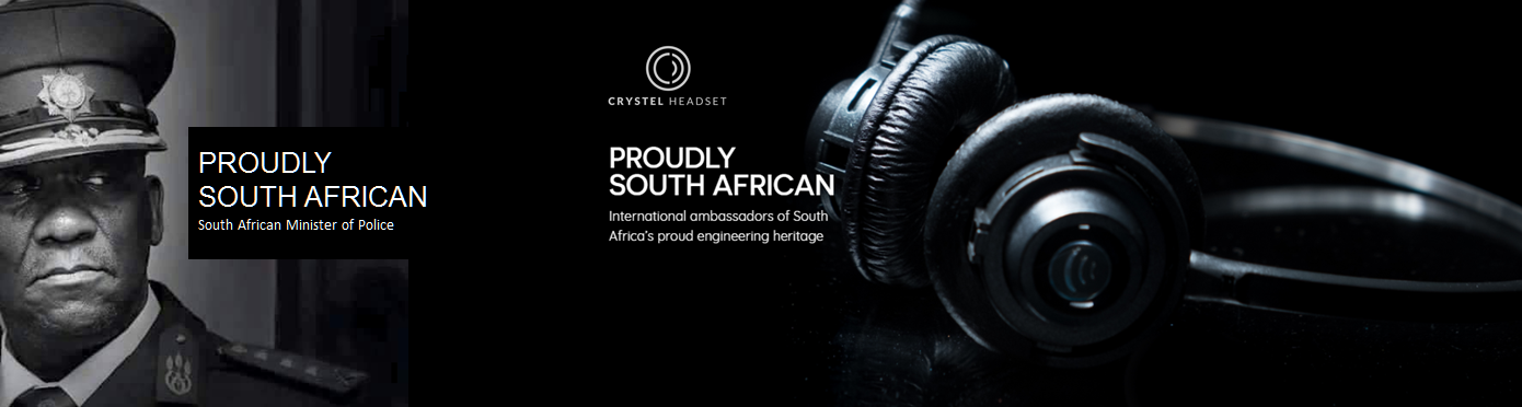 Crystel Headset South African Manufactured